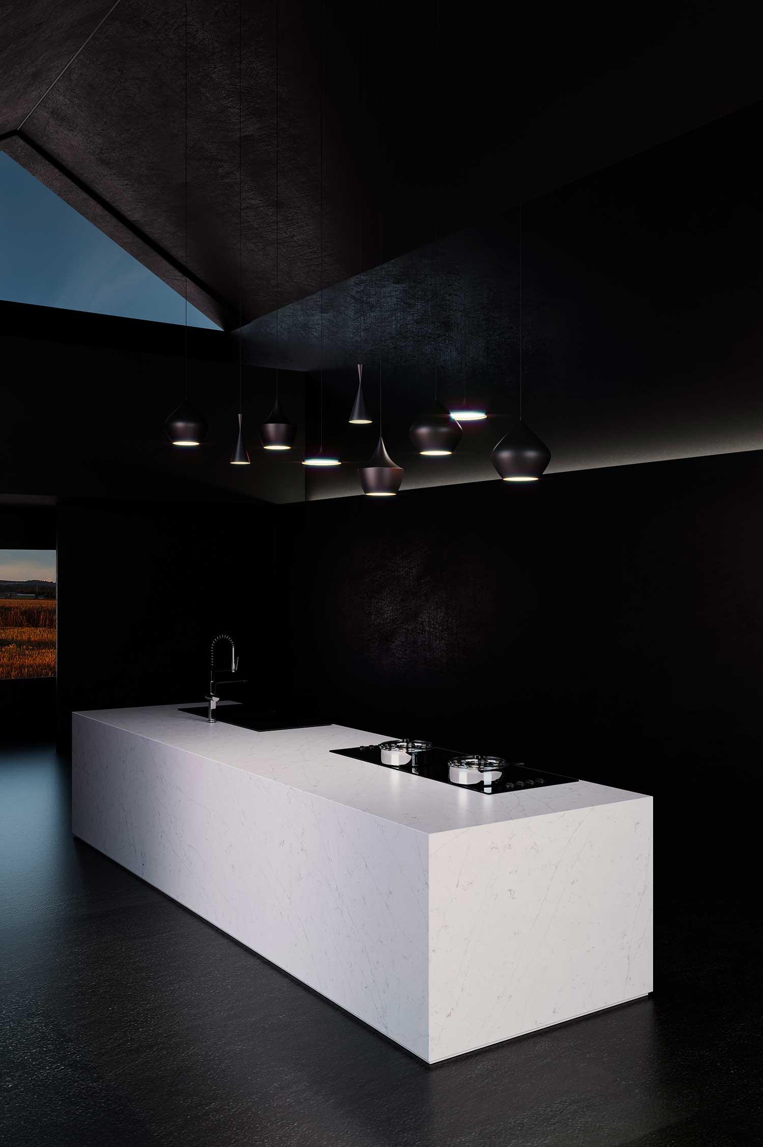 Kitchen Etarnal Statuario