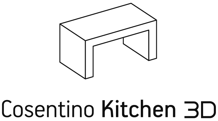 Cosentino Kitchen 3D