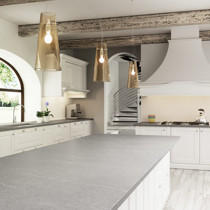 Silestone Kitchen - Eternal Statuario