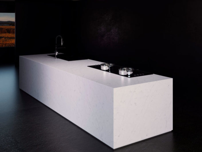 Silestone-Kitchen-Europea-Eternal-Statuario