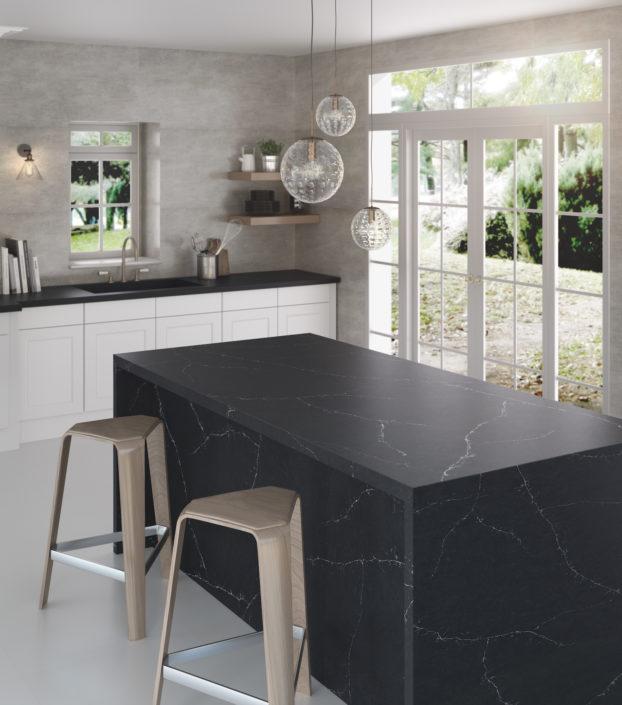 Silestone-Kitchen-Eternal-Charcoal-Soapstone